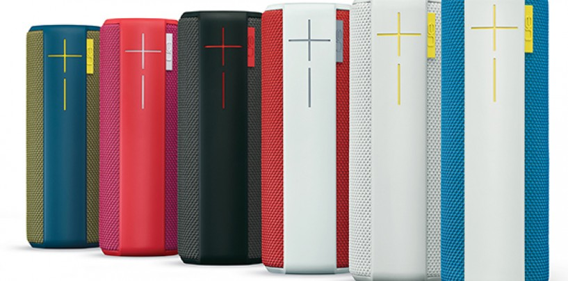 Ultimate Ears brings BOOM a 360 degree wireless speaker in India