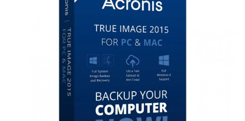 Acronis True Image 2015 Review