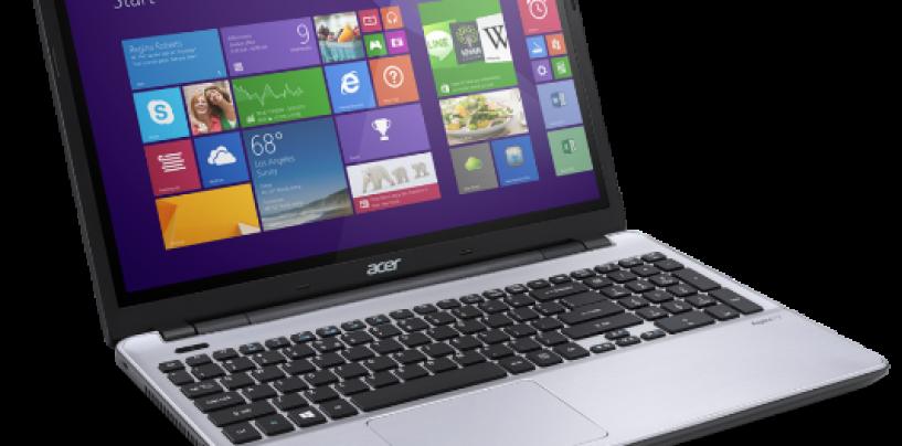 Acer Aspire V3-572G Laptop Review