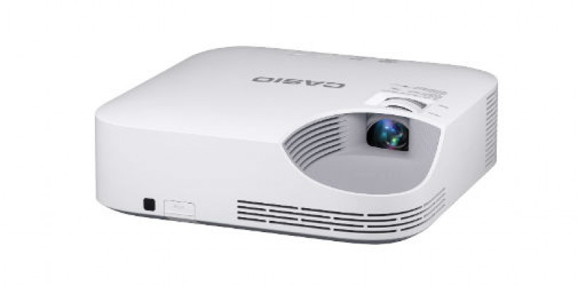 Casio launches eco-friendly LampFree projector – EcoLite XJ-V1