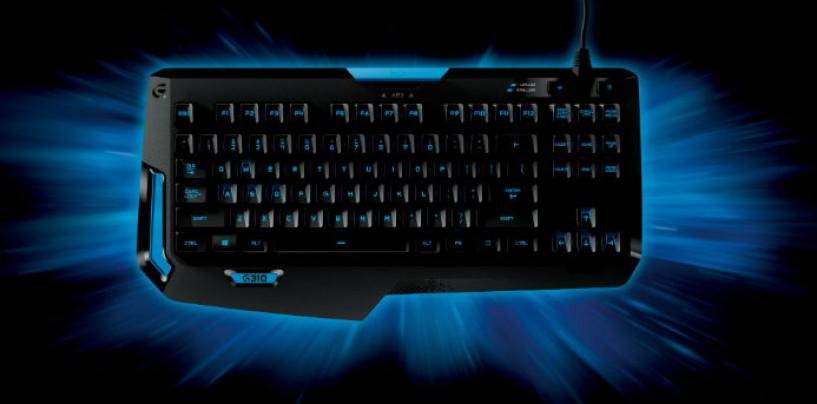 Ultra-light Mechanical Gaming Keyboard from Logitech G Arrived