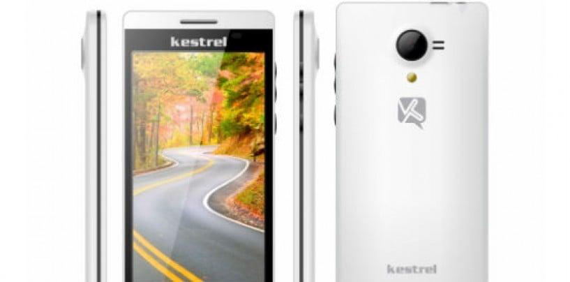 Kestrel Mobiles unveils its maiden smartphone –KM 451