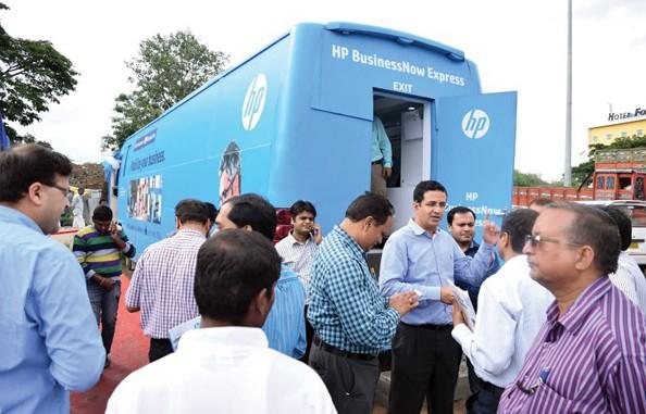 HP BusinessNow Express