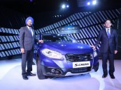 India gets its first premium cross-over, S-CROSS