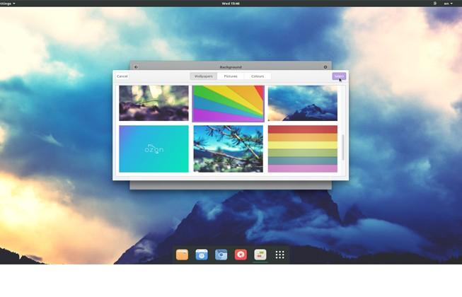 Ozon OS-Linux