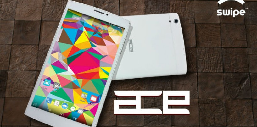 Swipe Brings ACE Tablet at Rs. 7299