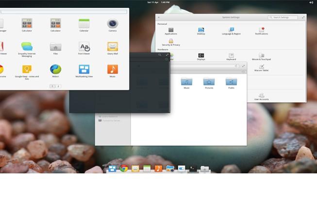 elementary-Linux