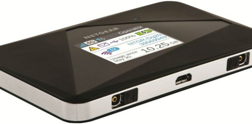 Netgear brings AirCard 785- A 4G LTE Mobile Wi-Fi Hotspot