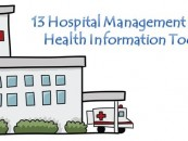 13 Hospital Management and Health Information Tools