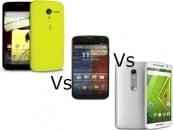Comparing: Moto X Play Vs Moto X 2nd Generation Vs Moto X