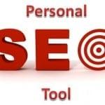 Personal SEO tools