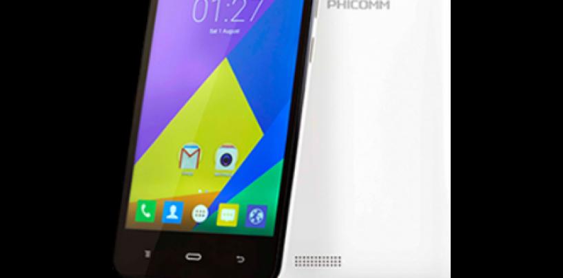 Phicomm Energy 653 Smartphone Review