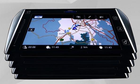 Maruti Suzuki SCross' SMARTPLAY Infotainment System