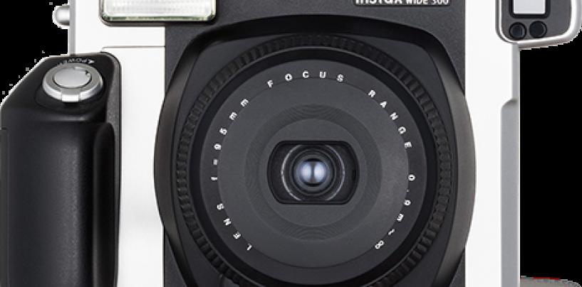 Fujifilm Instax wide 300 Camera: Review