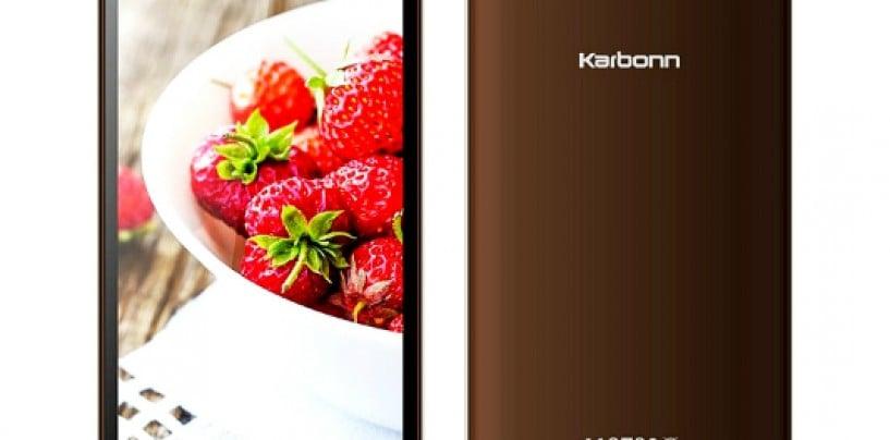 Karbonn launches Titanium S200 smartphone at Rs 4,999