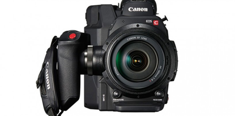 Canon EOS C300 MARK II, a 4K production camera for movie makers launched at Rs.12,99,000