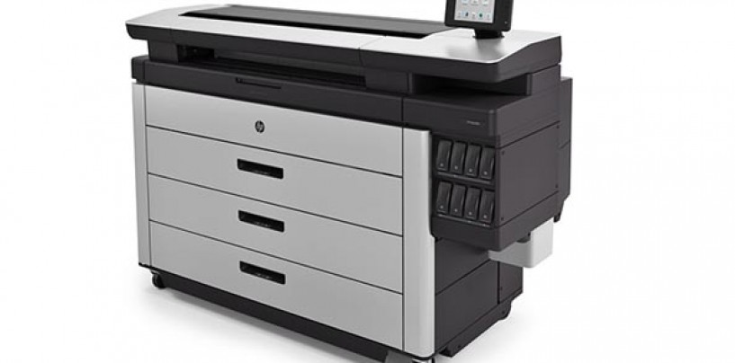 HP Unveils Large-Format Color and Monochrome Printing Portfolio in the Market