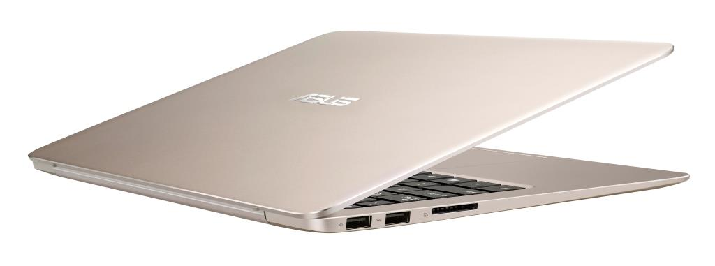 ASUS Brings Slimmest Ultra Portable Laptop With Windows 10