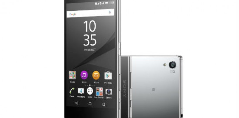 Sony launches Xperia Z5 and World's First 4K smartphone Xperia Z5 Premium