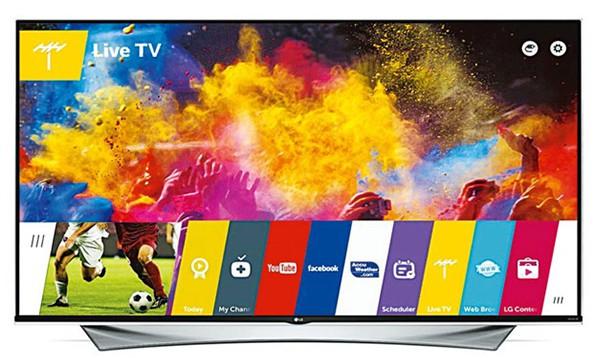 lg 4k super uhd tv