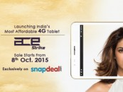 Swipe Brings Ace Strike 4G Tablet With 2 GB RAM at Rs 6999