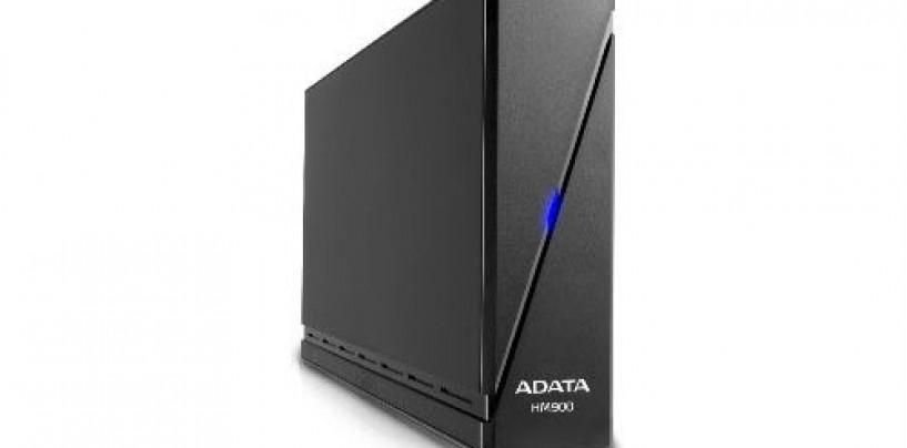 ADATA Brings Ultra HD Media External Hard Drive: HM900