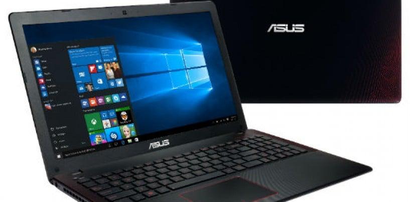 Asus Brings Gaming beast 'R510'