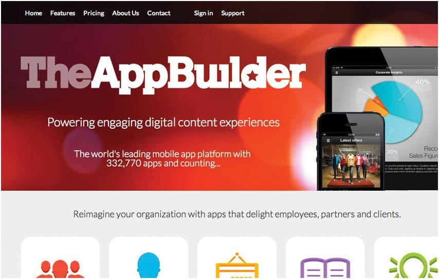 Build Mobile Apps Without Any Coding Build Mobile Apps Without Any Coding - 웹