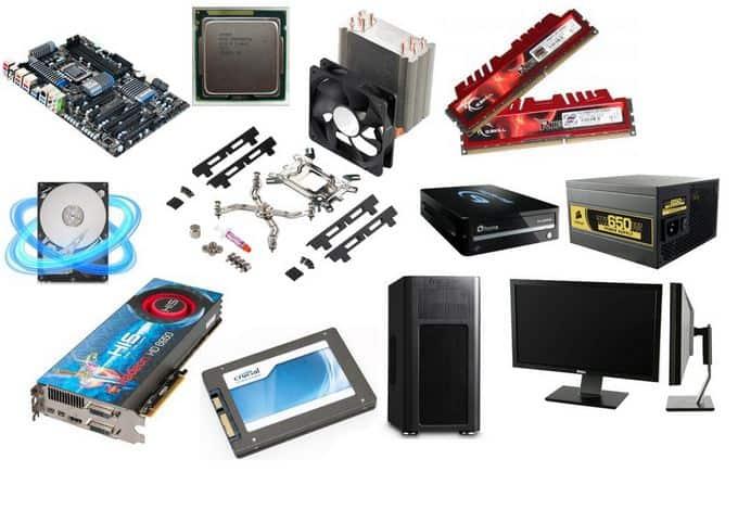 PC Components De-Mys