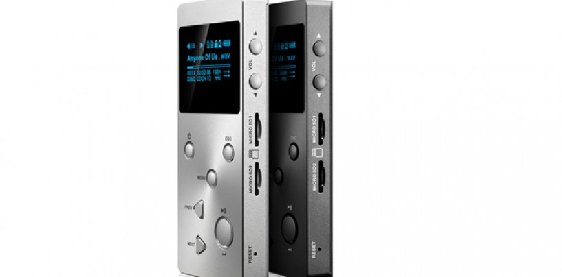 xDuoo X3 high resolution mp3 player launched at Rs.9,999
