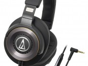 Audio-Technica introduces new solid bass headphones