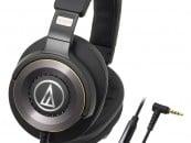 Audio-Technica introduces new solid bass headphones