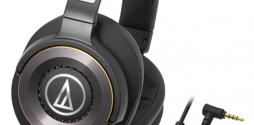 Audio Technica ATH-WS1100iS Solid Bass Headphone Review