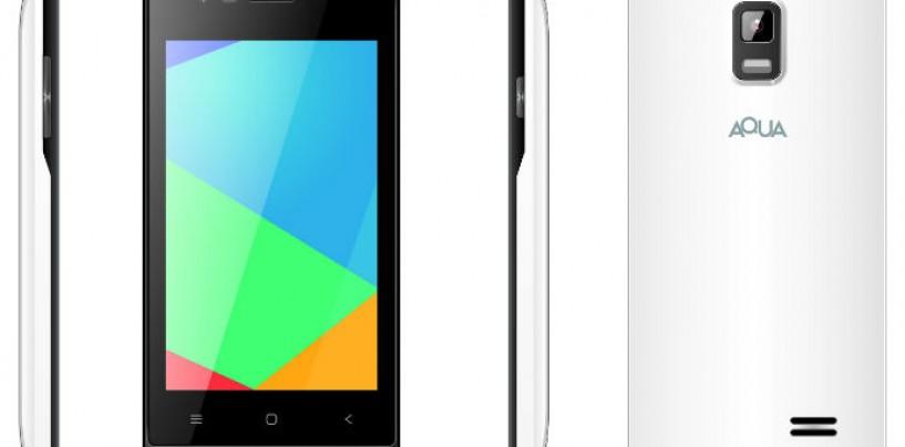 Aqua 3G 512 Dual SIM Smartphone Review