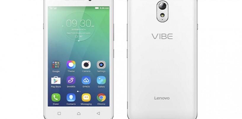 Lenovo Vibe P1m Smartphone Review