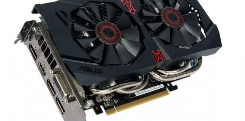 Asus Strix GeForce GTX 960 GPU Review