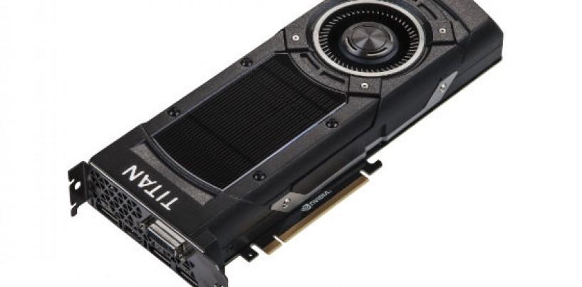 Nvidia GeForce GTX TITAN X GPU Review