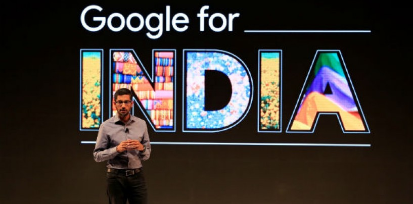Google for India – A Vision to Empower Indian Internet Users