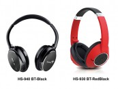 Genius HS-940BT and HS–930BT bluetooth headsets launched in India