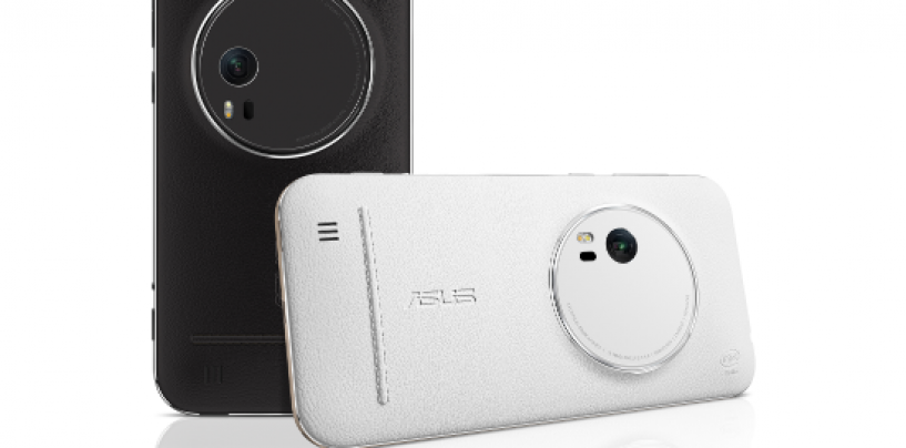 ASUS Brings ZenFone Zoom: World's Thinnest 3X Optical-Zoom Smartphone