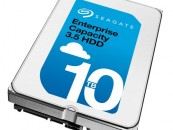 Seagate launches 10TB Helium Enterprise Drive to meet the requirements of cloud-based data centers