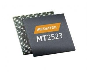 MediaTek MT2523