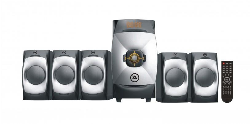 Xander XA 599BT 5.1 Speaker System Review