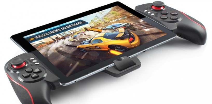 Zebronics Bluetooth Gaming Pads for Android Smartphones and Tablets