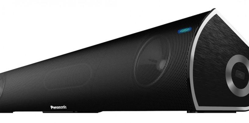 Panasonic launches Bluetooth Soundbar at INR 4,190
