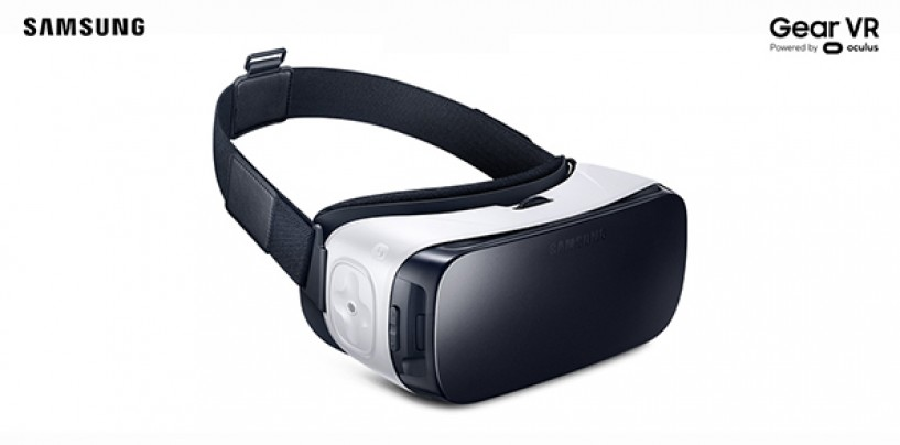 Experience next level of mobile entertainment with Samsung Gear VR