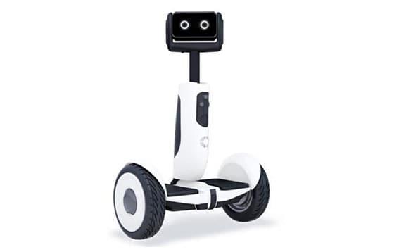 segway autonomous robot