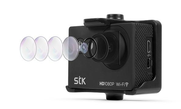 stk wide lens