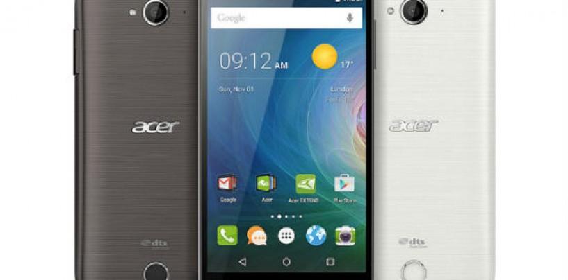 Acer Liquid Z530 Smartphone Review