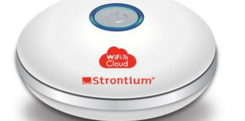 Strontium Rolls Out its First Wireless and Non-Memory Media Hub